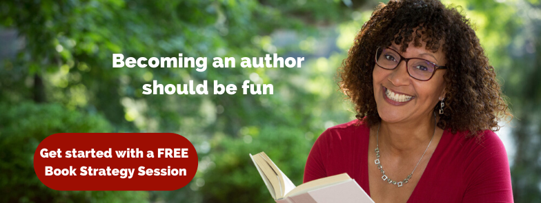 Becoming an author should be fun