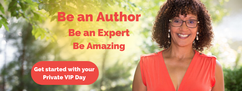 Be an Author Be an Expert Be Amazing